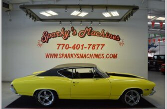 1968 Chevrolet Chevelle for sale 101129552