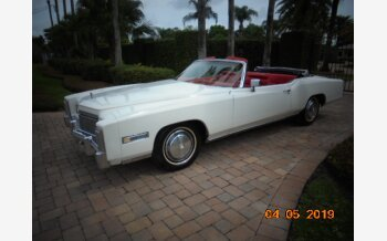 1975 Cadillac Eldorado Convertible for sale 101129553