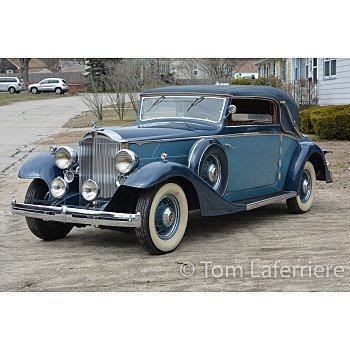 1933 Packard Model 1002 for sale 101129556