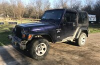 1998 Jeep Wrangler 4WD Sport for sale 101129562
