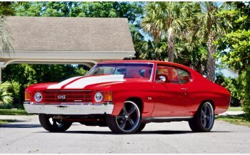 1972 Chevrolet Chevelle for sale 101129605