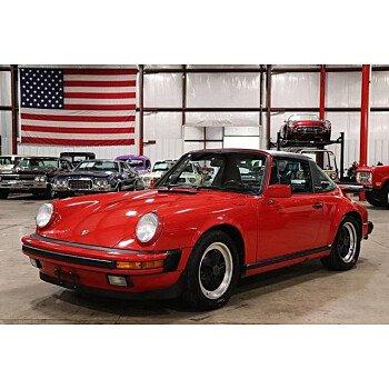 1988 Porsche 911 Targa for sale 101130037