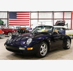 1996 Porsche 911 Cabriolet for sale 101130038