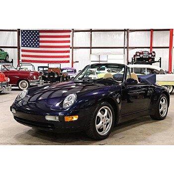 1996 Porsche 911 Cabriolet for sale 101130038