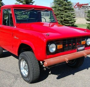 1969 Ford Bronco for sale 101130046
