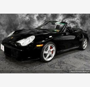 2004 Porsche 911 Turbo Cabriolet for sale 101130056
