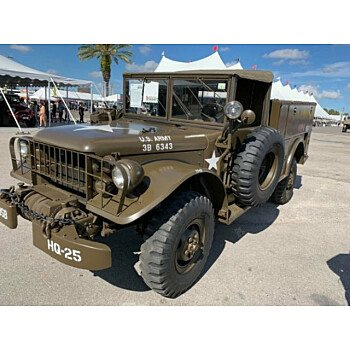 1961 Dodge M37 for sale 101130064