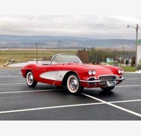 1961 Chevrolet Corvette for sale 101130069