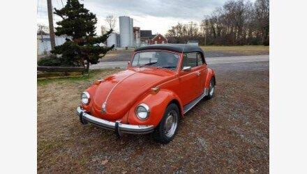 1971 Volkswagen Beetle for sale 101130079