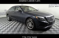 2015 Mercedes-Benz S550 Sedan for sale 101130127