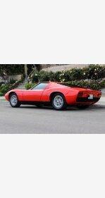 1971 Lamborghini Miura for sale 101130169