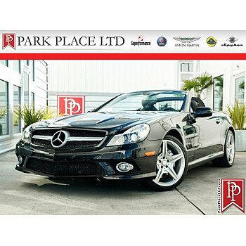 2011 Mercedes-Benz SL550 for sale 101130176