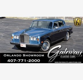 1979 Rolls-Royce Silver Shadow for sale 101130219