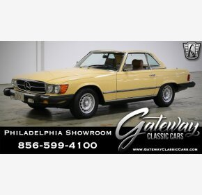 1982 Mercedes-Benz 380SL for sale 101130232