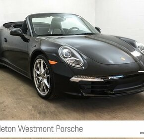 2014 Porsche 911 Carrera Cabriolet for sale 101130259