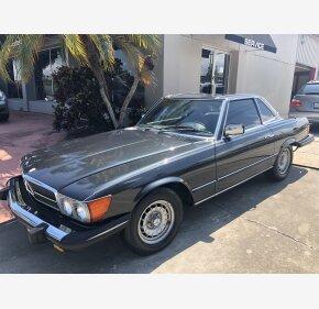 1985 Mercedes-Benz 380SL for sale 101130283