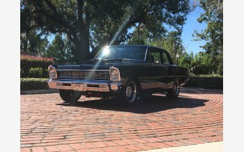 1966 Chevrolet Nova Coupe for sale 101130296