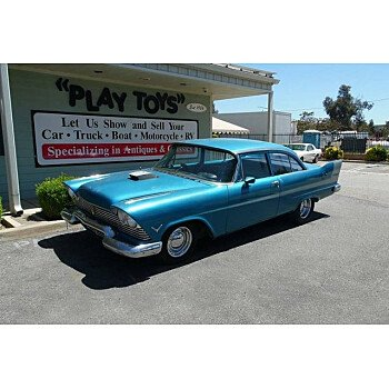 1957 Plymouth Belvedere for sale 101130743