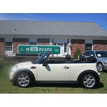 2014 MINI Cooper Convertible for sale 101130752