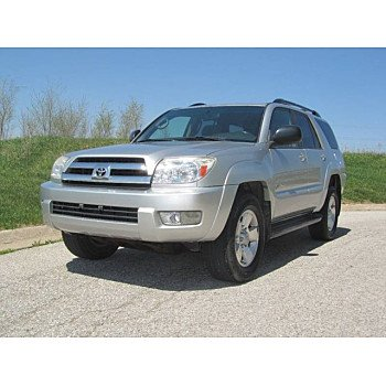 2005 Toyota 4Runner 4WD for sale 101130793