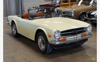 1972 Triumph TR6 for sale 101130798