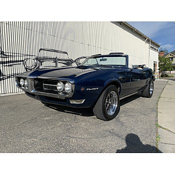 1968 Pontiac Firebird for sale 101130850