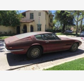 1969 Maserati Ghibli for sale 101130891