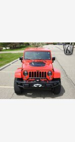 2016 Jeep Wrangler 4WD Unlimited Rubicon for sale 101130934