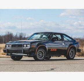 1979 AMC AMX for sale 101131008