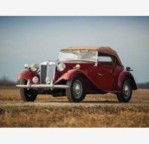 1953 MG TD MK II for sale 101131212
