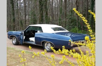 1969 Chevrolet Impala for sale 101131242