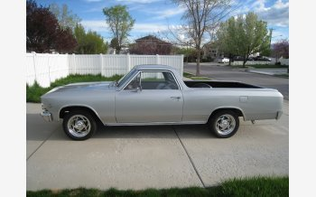 1966 Chevrolet El Camino V8 for sale 101131245