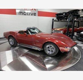 1972 Chevrolet Corvette for sale 101131286