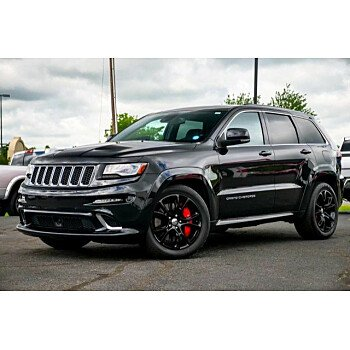 2014 Jeep Grand Cherokee 4WD SRT8 for sale 101131632