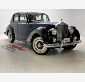 1953 Rolls-Royce Silver Dawn for sale 101131644