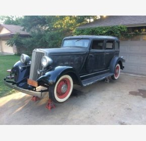 1933 Hupmobile Model K for sale 101131663