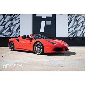 2017 Ferrari 488 Spider Convertible for sale 101131679