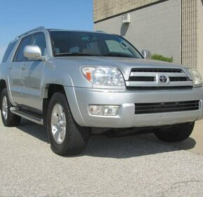 2004 Toyota 4Runner 4WD Limited for sale 101131720