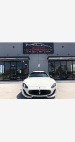 2013 Maserati GranTurismo Coupe for sale 101131734