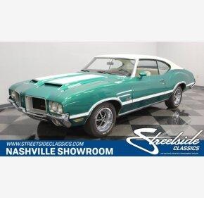1972 Oldsmobile Cutlass for sale 101131783