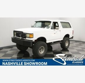 1990 Ford Bronco for sale 101131789
