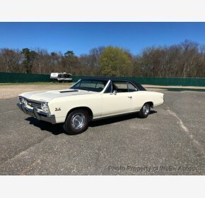 1967 Chevrolet Chevelle for sale 101131808