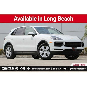 2019 Porsche Cayenne for sale 101131891