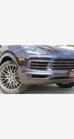 2019 Porsche Cayenne for sale 101131963