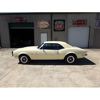 1968 Chevrolet Camaro for sale 101131975