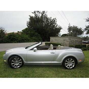 2007 Bentley Continental GTC Convertible for sale 101131978