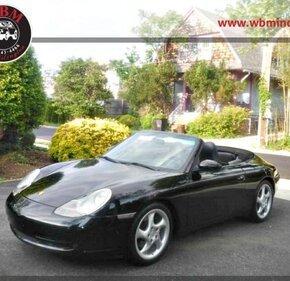 2000 Porsche 911 Cabriolet for sale 101131983