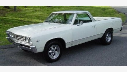 1967 Chevrolet El Camino for sale 101131985