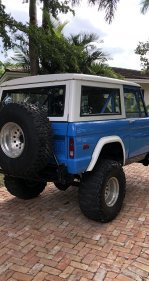 1974 Ford Bronco for sale 101132007