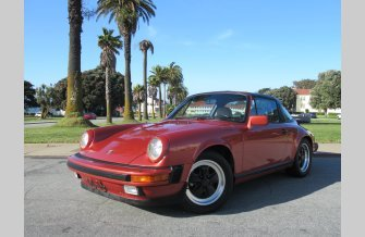 1984 Porsche 911 Targa for sale 101132032